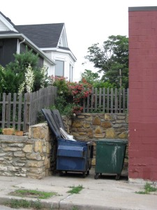 Dumpster Niche