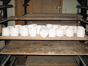 wadded cups