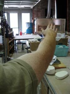 Bowie long arm