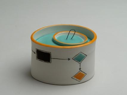A.Covered Jar