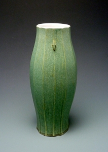 Vase.green